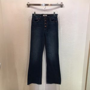 Madewell Jeans - Madewell flare jeans.